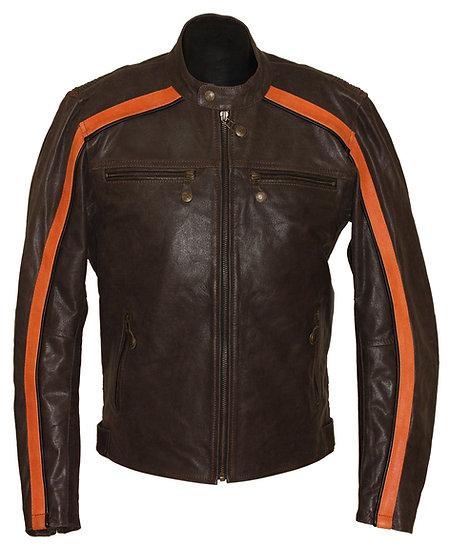 Shaft Leather Jacket