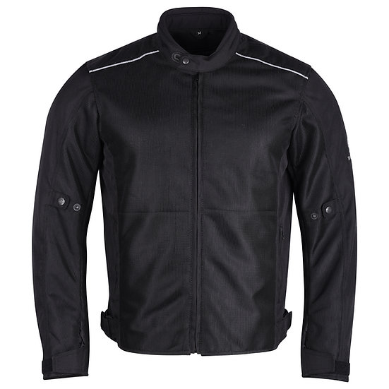 COOL AIR MESH TEXTILE JACKET