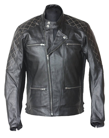 ANCIENT LEATHER JACKET