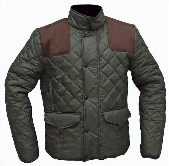 COUNTRYSIDE PUFFER JACKET