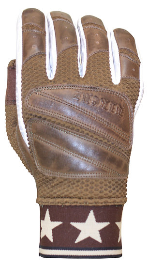 ROCKSTAR LEATHER GLOVES