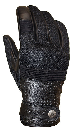 TRACK LEATHER GLOVES