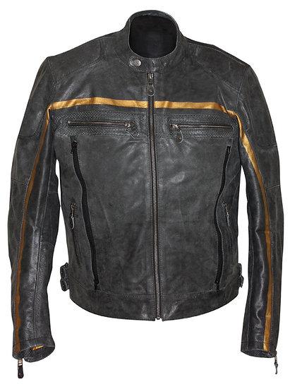 Moon rider leather jacket