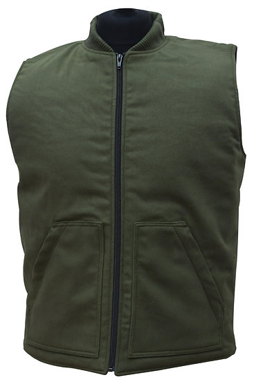 VALLEY IRON CLOTH COTTON VEST