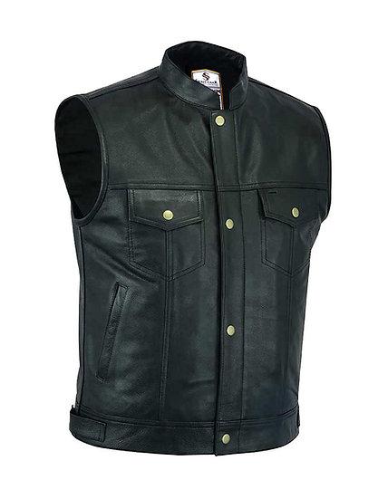 Frisco Leather Vest