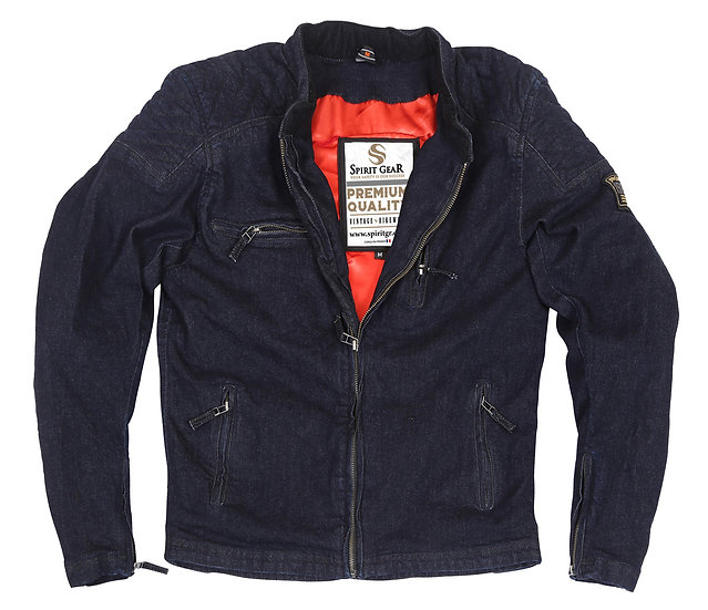 BAY DENIM JACKET