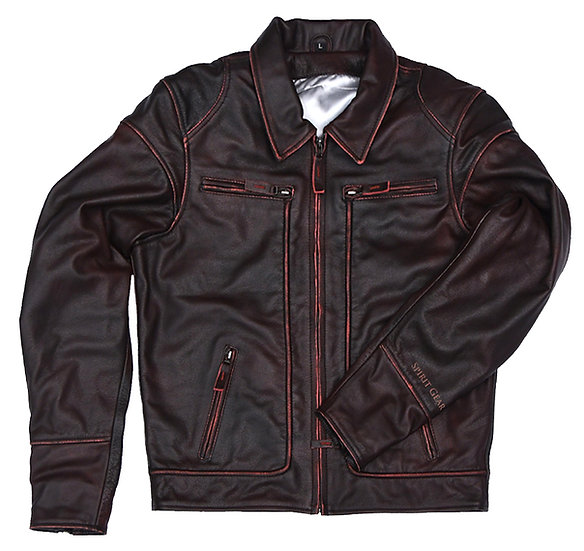 Atlas Leather Jacket