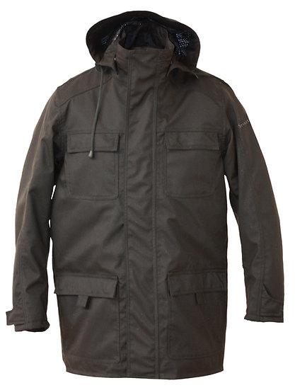 Metro city textile jacket