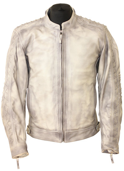Core Leather Jacket