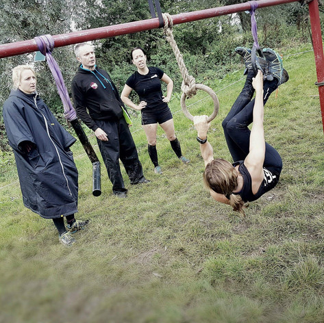 The P.T Barn   Obstacle Training   Essex   Mud Run   OCR   Obstacle