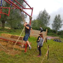 The P.T Barn   Obstacle Training