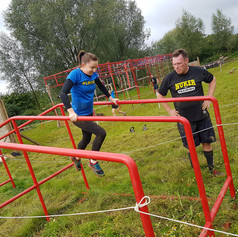 The P.T Barn | Obstacle Training