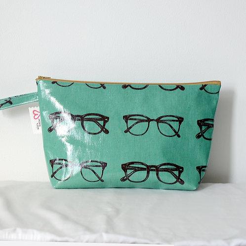 Large Mint Glasses