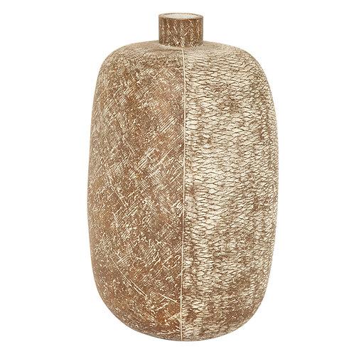 "Claude Conover Vase, Ceramic Pottery Signed ""Hopci"""