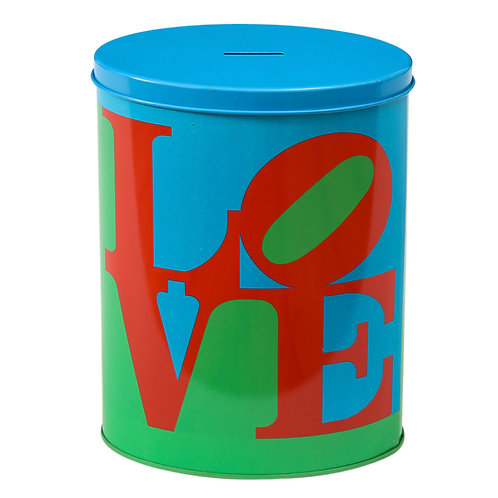 After Robert Indiana, Love Bank