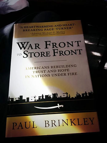 War Front to Store Front
