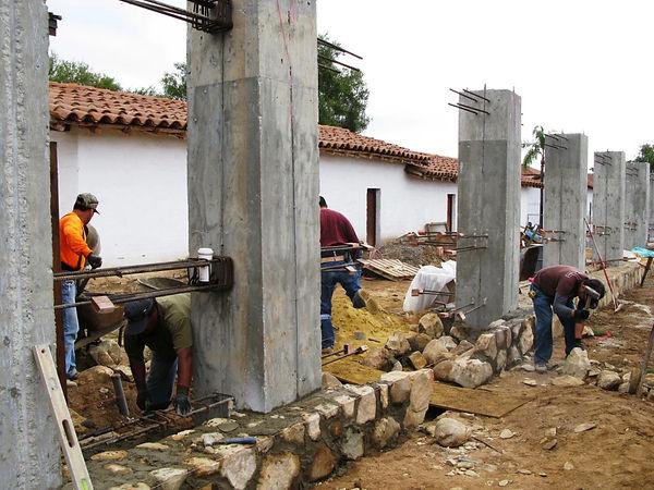 Rebuilding Concrete