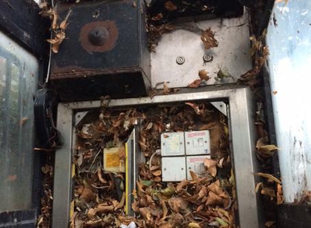The Greater London Public Phone Box Massacre #WhoYouGonnaCall?