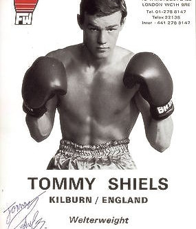 TOMMY SHIELS, WHATEVER HAPPENED?