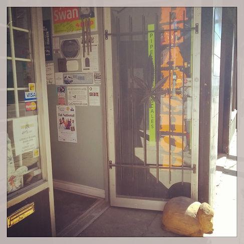 Organic Traveller Doors Open