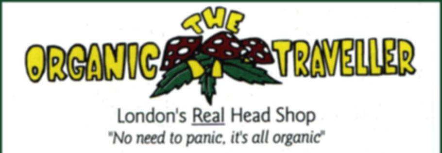 The Organic Traveller London, Ontario's Real Head Shop