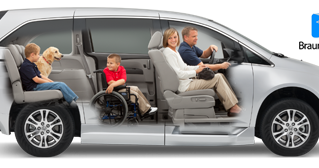 Wheelchair Vans Available Now!