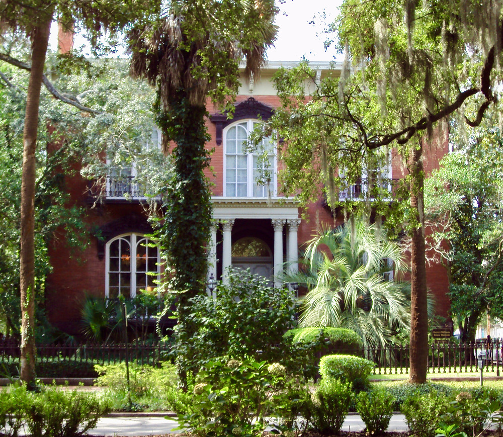 Mercer-Williams House Savannah,GA