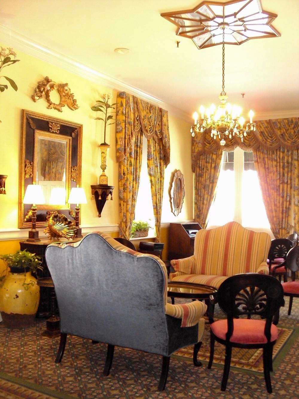 East Bay Inn Lobby