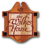 Wilkes House or Mrs. Wilkes Dining Room