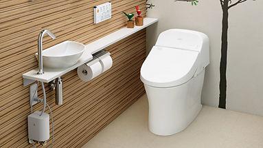 リフォームプラン トイレ