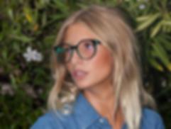 lunettes de vue Nathalie Blanc