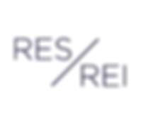 Logo lunettes RES/REI