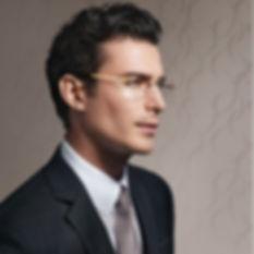 lunettes de vue silhouette