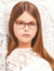 lunettes de vue Little Paul&Joe