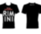 MSCVTR mood t-shirt Rimini black
