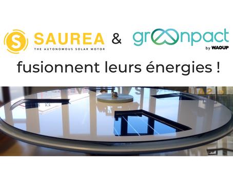 Une collaboration vertueuse : GREENPACT & SAUREA
