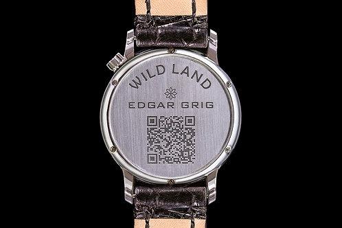 Dámské zlaté hodinky WILD LAND s diamanty