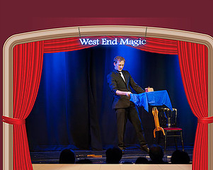 Our new West End Magic website is live!!
