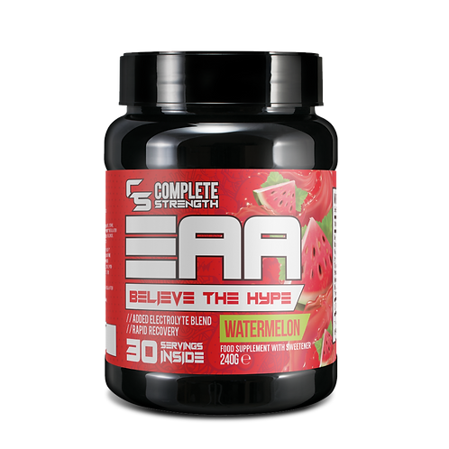 Complete Strength EAA - Watermelon (30 Servings)