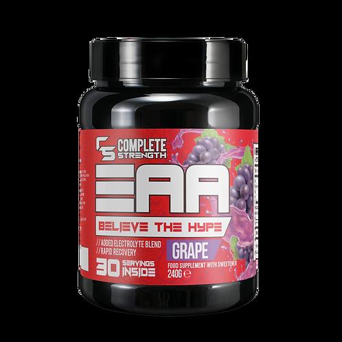 Complete Strength EAA - Grape (30 Servings)