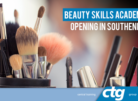 WE CAN'T WAIT FOR THE BEAUTY SKILL ACADEMY