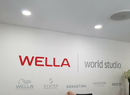 CTG ATTENDS WELLA STUDIOS PHOTOGRAPHIC FINAL