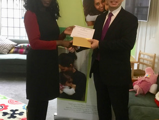 Allchurches Trust donation will help homeless families