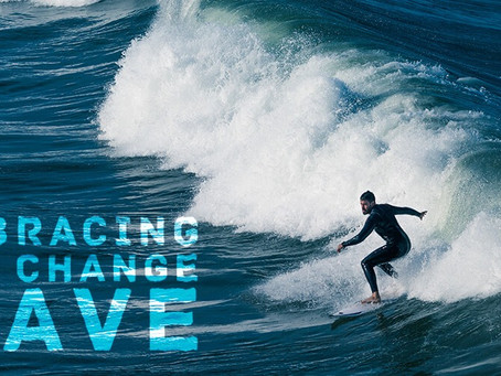 Embracing the Change Wave: Stay with Changes to Improve Business Agility