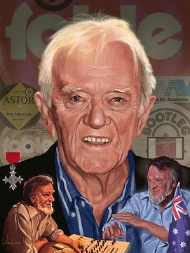 Ron Tudor MBE