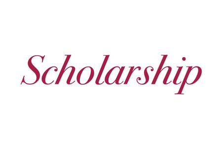 [Announcement] Rinko Miyakawa Scholarship