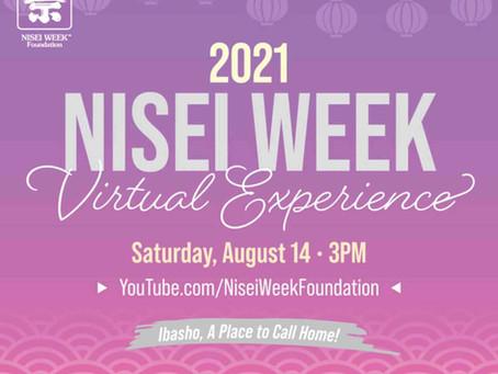 [Announcement] The 2021 Nisei Week Virtual Experience