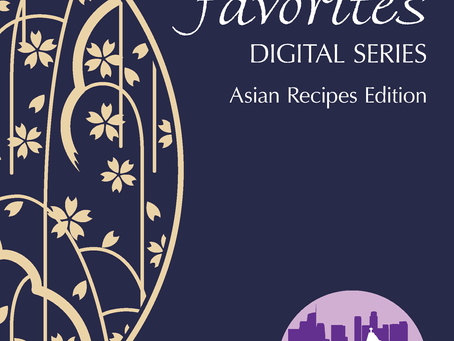 [May 2021] Centenary's Favorites (Cookbooks)