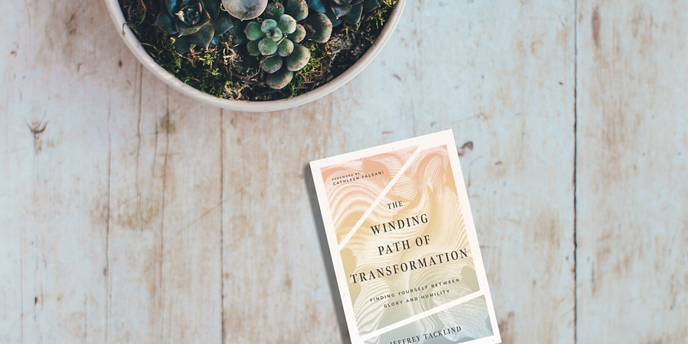 The Winding Path of Transformation: Finding Yourself Between Glory and Humility