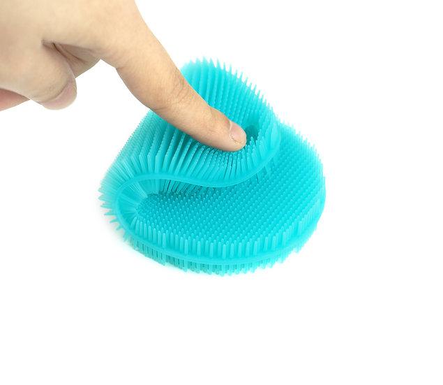 CalSuno Silicone Antibacteria Dish Scrubbers (5PC)
